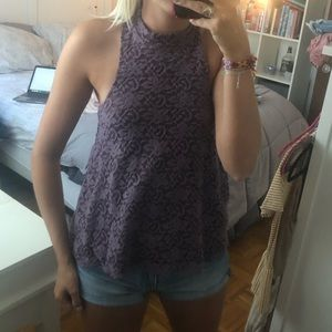 Hollister Lacey Tank